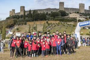 Campionato Provinciale Corsa Campestre - Monteriggioni 19 Gennaio 2020