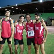 Campionati di Società Assoluti: la Montepaschi accede alla seconda fase!