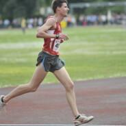 Antonio Dell'Ava argento ai toscani assoluti nei 5000m