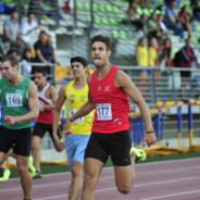 """Triplete"" di Facchielli ai campionati toscani juniores"