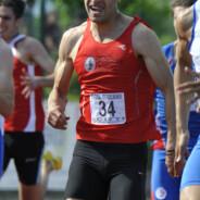 Claudio Facchielli vince i 100 al Gran Prix di Sesto, poi si ferma nei 200. Alessandro Carrozza da primato nei 100