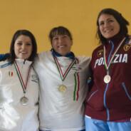 Finalmente! Elisa Palmieri (Esercito) campionessa italiana assoluta invernale di lancio del martello
