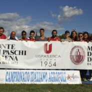 Ci siamo sopresi! Gli uomini della Montepaschi Uisp Atletica Siena sono quinti nella Finale B Gruppo Tirreno dei societari assoluti