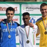 YOHANES CHIAPPINELLI CAMPIONE ITALIANO PROMESSE DI CROSS