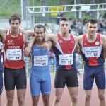 i 200m in ricordo di Pietro Mennea al Meeting della Liberazione 2013 - foto Andrea Bruschettini