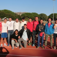 Dodicesimo posto nella Finale B Gruppo Tirreno dei Campionati di società assoluti per l'Uisp Atletica Siena