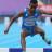 Chiappinelli in maglia azzurra ai Giochi del Mediterraneo