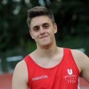 Ares Gepponi centra il minimo per i Campionati Italiani indoor nel lancio del peso