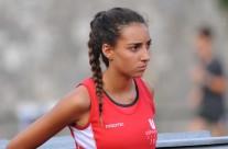 Emma Sarri settima tra le allieve ai tricolori di prove multiple indoor