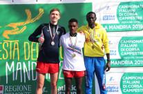 Yohanes Chiappinelli campione italiano di cross under 23