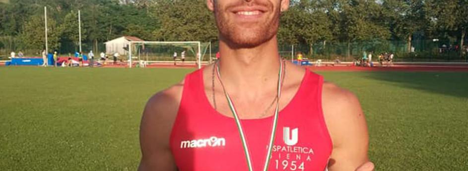 Claudio Facchielli vince il Gran Prix a Montespertoli