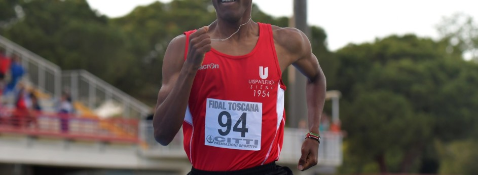 L'Uisp Atletica Siena ottava in Toscana ai Campionati di società assoluti