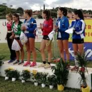 Buone prove dell'Uisp Atletica Siena ai Campionati toscani cadetti