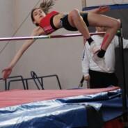 Bronzo per l'U20 Monciatti nel salto in alto ai Campionati Toscani indoor assoluti