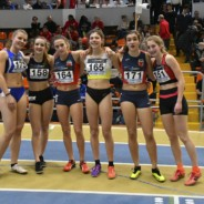 Giada Bernardi sesta nei 400m ai Campionati italiani allievi indoor
