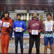 Tamberi e Vallortigara decretano il successo del primo  High Jump Indoor Contest di Siena