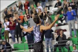 Siena Indoor High Jump Contest 2020