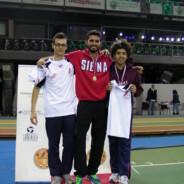 Indoor 2014: Baldi è campione toscano…e poi che medaglie di bronzo !!