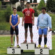 Montepaschi Uisp Atletica Siena settima in Toscana tra gli allievi