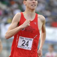Niccolò Ghinassi splendido bronzo nei 2000 siepi agli italiani allievi