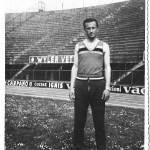 Folgo Fedolfi, atleta negli anni 50