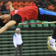 Ian Moretti campione toscano under 23 nel salto in alto