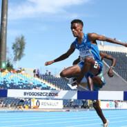 Yohanes Chiappinelli con autorità conquista la finale dei 3000 siepi ai  Campionati mondiali juniores