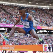 Chiappinelli ai Mondiali di Londra: prima uscita tra i big dell'atletica