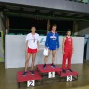 Splendono Noa Rocchigiani e Duccio Pecciarelli ai Campionati toscani indoor