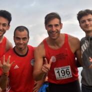 I giovani guidano l'Uisp Atletica Siena nella prima fase dei Societari assoluti