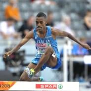 Uisp Atletica Siena – Yohanes Chiappinelli in finale ai Campionati Europei di Berlino