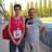 Giada Bernardi e Lorenzo Bianchini portano in alto i colori dell'Uisp Atletica Siena ai Campionati Italiani Allievi