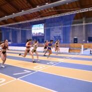 Buona la prima uscita al coperto dell'Uisp Atletica Siena
