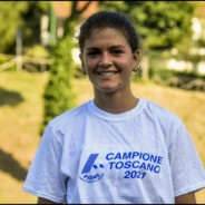 Bianca Floris Campionessa Toscana 800m Juniores